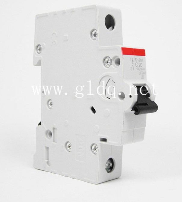 SH201 ABB дизайн Миниатюрный выключатель