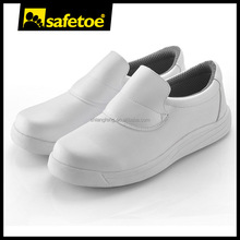 Chef work shoes, food industry shoes, white kitchen shoes L-7255