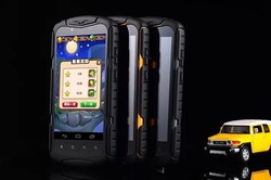 5inch IPS ROM 8GB Rear camera 13.0MP MTK6582 Quad Core GPS ip68 rugged mobile phone 2GB android