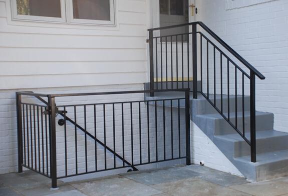 cast iron handrail modern wrought iron handrails wrought