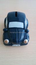 The car shape coin saving box