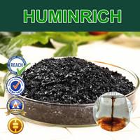 Huminrich High Value-Added Strawberry Fertilizer 60%Ha+8%K2o Humate Fertilizer Supplier