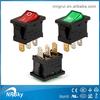 2015 UL/VDE/cUL /TUV approval table lamp rocker switch 10a 250v