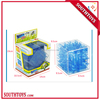 kids balance training educational toy 3d puzzle game Mini Qute 100 barriers 3D labyrinth maze magical intellect ball