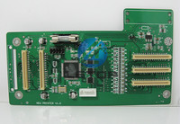 fortune-lit solvent printer dx5 print head carriage board with fuse