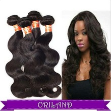 100g Bundle Brazilian Body Wave 100% Virgin Human hair Remy Weave Weft Extension