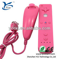 2013 Hot Sale for Nintendo Wii Remote for Nintendo Remote+Nunchuk