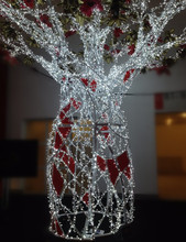 Big size(6-9 meter height) decorative LED tree light, christmas tree, eco tree