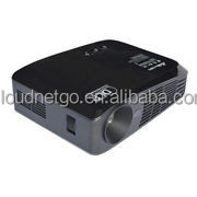 2015 the best home theater mini projector dual WIFI android smart projector bluethooth HD large image