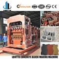 Qt10-15 pequeño inversión en automático hueco ladrillo que hace la máquina utilizado a cemento / hormigón / cenizas volantes / bloques de arcilla