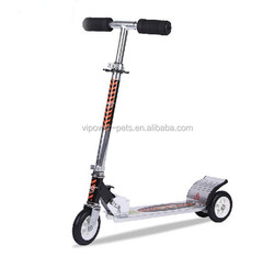 Portable folding scooter Kick Scooters 3 levels adjustable Children Foot Scooters