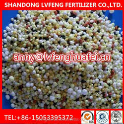 NPK 13-13-20 13-13-21 complex fertilizer with high famous in Mauritius