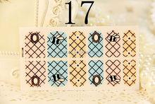 2012 new nail sticker