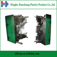 plastic mold for plastic shell of motor cycle