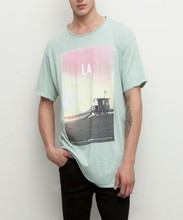 outdoor print oversize big tall wholesale t shirts