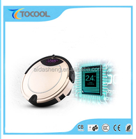 Automatic Wet and Dry Floor Cleaning Machine I Robot Vacuum Cleaner