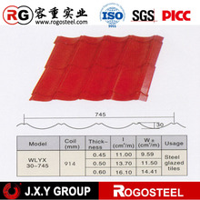 hot sale roofing sheet for buliding J.X.Y brand alibaba China