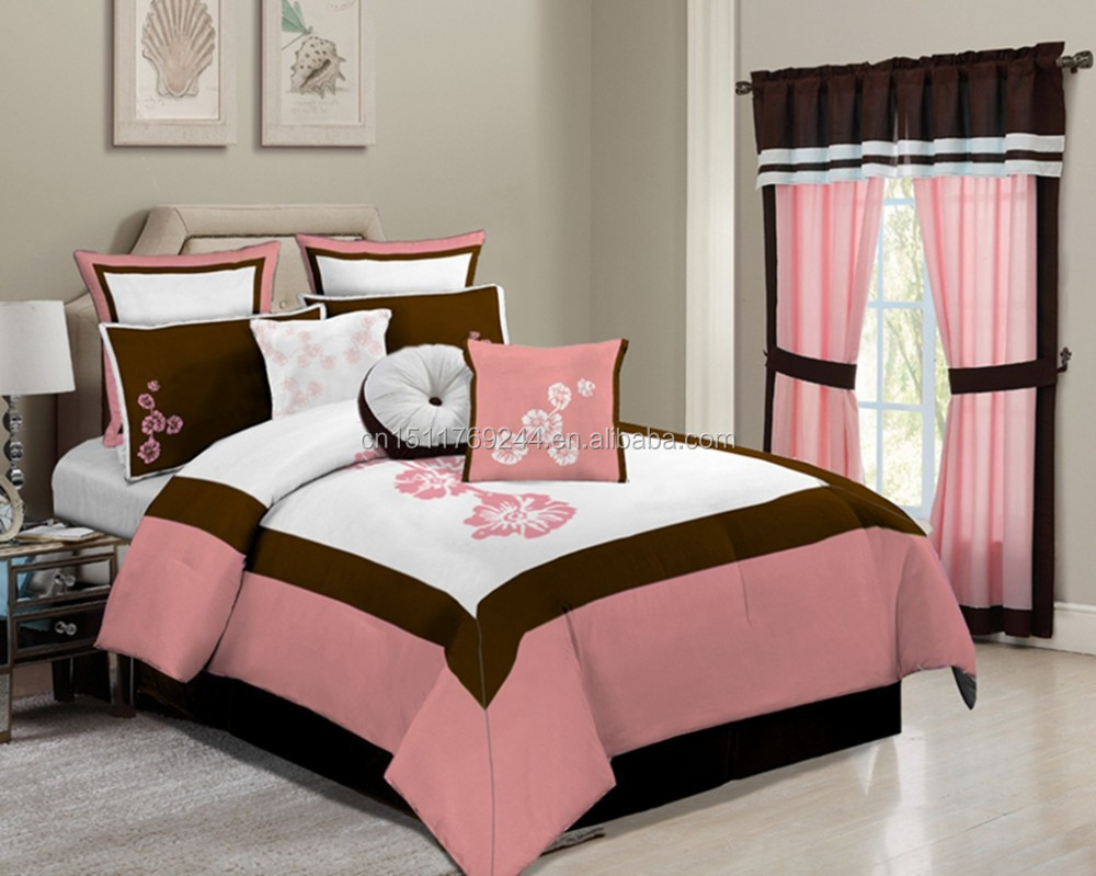 Bedding Comforter With Matching Curtains Hometextile Buy