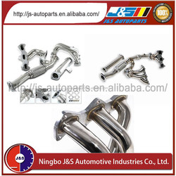 Wholesale factory direct sales all kinds of 100% Brand New auto exhaust headers made in china