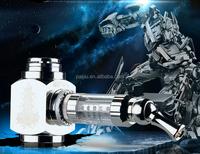 Big Vapor e-cig Mechanical Mod ecig mod 26650 hammer mod in silver and gold