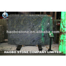 Haobo dark grey marble big slab with fine quality