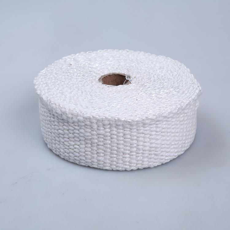Китай поставщика тепла температура изоляции уплотнения керамического волокна тканые ленты