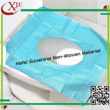 10 Sheets travel packs sanitary disposable paper toilet seat cover