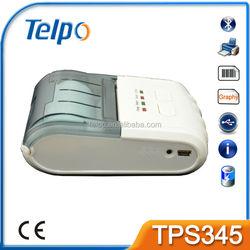 Telpo TPS345 bluetooth mobile cheap thermal printing thermal receipt printer mechanism