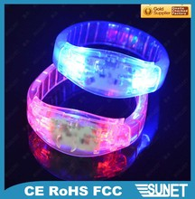 BSCI audited by TUV--Made in China custom glow in the dark anti-static bracelet