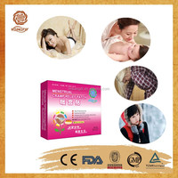 Natural Herbal Patch For Women Pad For Cure Menstrual by CE & ISO approved
