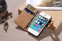 2015 hot selling business card holder sfot skin leather mobile phone for iphone 4 4s ,case for iphone