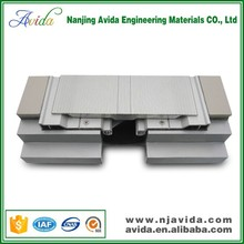 Hidden Screw Car Parking Floor Expansion Joint Cover Systems