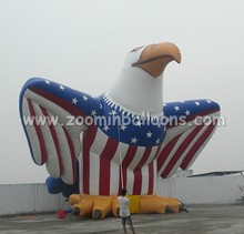 Inflatable Eagle air balloons,cold air balloons hot sale N2006