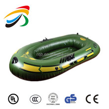 high quality PVC double thickened inflatable boat