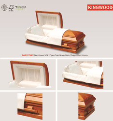 BABYCONE Baby Casket lowering device china caskets wholesale