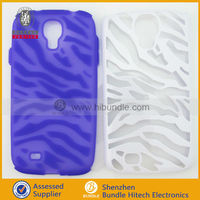 For Samsung Galaxy S4 IV Zebra Hybrid hard Soft Cover Case