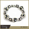 Health Benefits wholesale black hematite germanium handmade bracelet