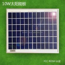 10W Polycrystalline Solar Panel/Low Price Poly Solar Cell/High Quality Solar Panel