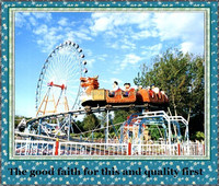 factory direct rides amusement rides sliding dragon rides made in china
