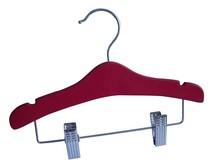 HEAD colorful kids children clip clothes hanger stand suitable for coats suits pants jeans