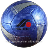 official size PVC machine stiched soccer ball for promotion