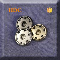 15mm 17mm 21mm HDC high quality press stud buttons