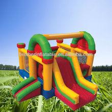 OEM Big Inflatable Water Slide Castle