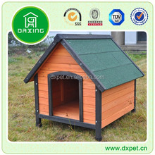Fashion Design Wooden Pet House Dog Kennel DXDH011