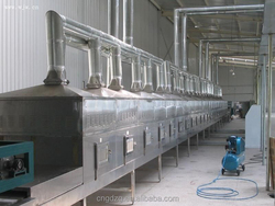 Kelp Continuous Tunnel Dehydrator