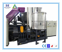Plastic agglomerator machine/ Waste Plastic recycling machine