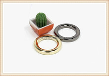 Factory metal round ring for bag accessories