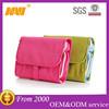 Folding multifunctional travel hanging cosmetics bag case makeup bag case organizer toiletry bag