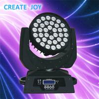 36*10w moving head led beam/led wash zoom Y2319