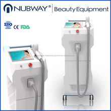 wonderful effect in 2015 808nm diode laser hair removal equipment/755nm alexandrite laser
